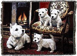 Pure Country Weavers - West Highland White Terrier Woven Tap