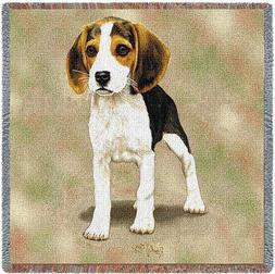 Pure Country 1200-LS Beagle Puppies Pet Blanket, Canine on B