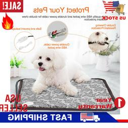 17 warm pet cat dog electric heat
