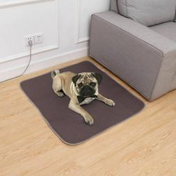 UEETEK 2pcs Reusable Washable Dog Pee Pad Bed Wetting Mattre