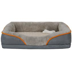 "31"" Large Pet Couch Sofa Bed Soft Memory Foam Dog Comfort  W"