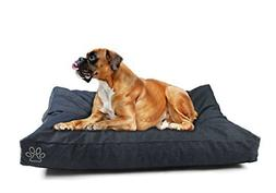 4 Pets DIY Dog Cushion Cover Pet Mat Case Do It Yourself Blu