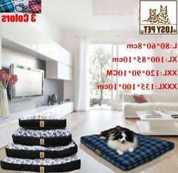 5 Surface Pet Bed Deluxe Ultra Plush Orthopedic Dog Bed Clea