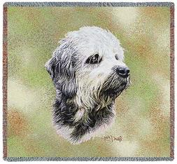 Pure Country 6367-LS Dandie Dinmont Pet Blanket, Canine on B