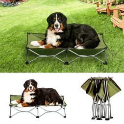 "Carlson Pet Products 8045 Elevated Folding Pet Bed 46"" Long,"