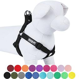 Blueberry Pet 19 Colors Step-in Classic Dog Harness, Chest G