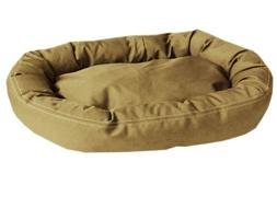 CPC Brutus Tuff Comfy Cup Pet Bed, 42-Inch, Khaki by Cpc