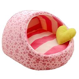 Dog Bed Cute Slipper Design Small Dogs House Princess Dog Be