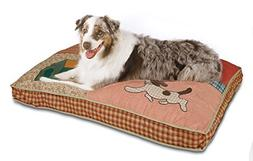 Dosckocil  DDS27835 Quilted Novelty Dog Bed, 30 by 40-Inch b