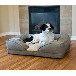 K&H Pet Products Pillow-Top Orthopedic Lounger Pet Bed Large