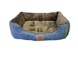 American Kennel Club AKC- 5440 Blue Mason Cuddler Solid Pet