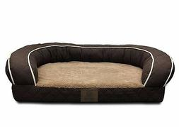 American Kennel ORTHOPEDIC QUILTED PET BED Non-skid Dog Cat
