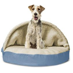 Bed Dog Burrow, Cat Cave Cozy,Cover Orthopedic, Soft Pet, so
