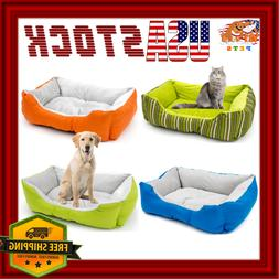 Bed for Dogs / Cats House Mat Pet Sofa Large Medium Small Co