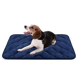 Hero Dog Medium Dog Bed Mat 35 Inch Crate Pad Anti Slip Matt