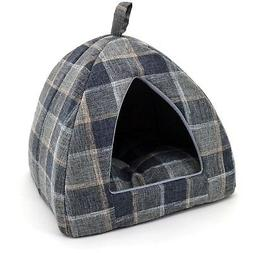 Best Pet Supplies, Inc. Pet Cave/Tent Bed for Dogs and Cats