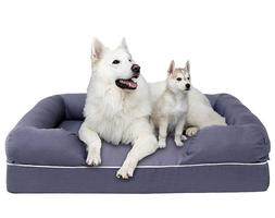 Big Dog Pet Sofa Bed Extra Large Comfortable Solid Memory Fo