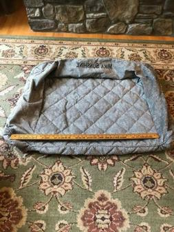 Orvis  Bolster Dog Bed Large Cover Only. New