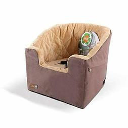 """K&H Pet Products Bucket Booster Pet Seat Small Tan 14.5"""" x 2"""