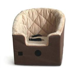 K&H Pet Products Bucket Booster pet Seat Grey 14.5x16.5
