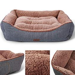 Smiling Paws Pets Cat Beds for Indoor Cats - Self Warming Ca