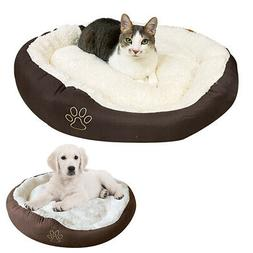 Evelots Cat/Dog Bed-Trap Heat In-Water Resistant Bottom, Eas