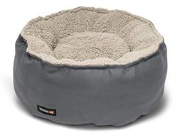 Big Shrimpy Catalina Plush Pet Bed for Cats and Small Dogs