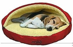 Jobar Pet Parade Pet Cave, Red, JB6177