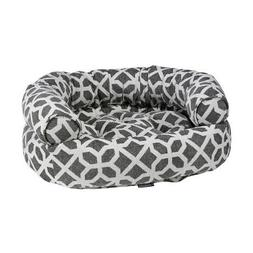 Bowsers Chenille PALAZZO Double Donut Bolstered Nesting Dog