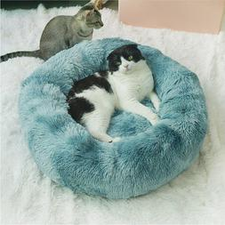 Comfy Calming Dog Beds for Large Medium Small Dogs Washable