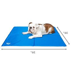 FrontPet Cooling Pad For Dogs / Self Cooling Pad / Extra Lar