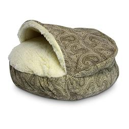 Snoozer Pet Products – Luxury Orthopedic Cozy Cave Dog Bed