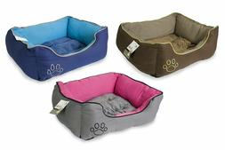 Cozy Dog Bed for Small  Breed Dog Cat Cushion House Puppy So
