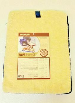 Crate Kennel Pad 17x12.5x2 Petmate SMALL Kennel Pad Pet Bed