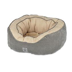 Precision Pet Products 2527-75433 SnooZZy Baby Terry Mattress Pet Bed Medium Chocolate
