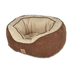 Precision Pet Daydreamer Gusset Bed, 26 by 22 by 10-Inch, Ch