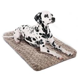 perpets Deluxe Dog Bed Home Pet Pad Ultra Soft Crate Washabl