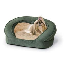 Deluxe Ortho Sleeper Bolster Dog Bed Size: Medium , Color: E