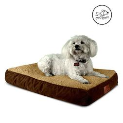 Floppy Dawg Medium Dog Bed with Removable Cover and Waterpro