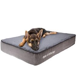 The Dog's Bed, Orthopedic Premium Memory Foam Waterproof D