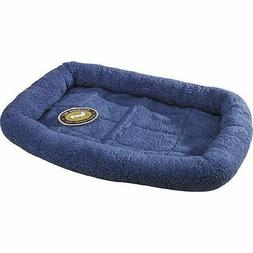 Dog Bed / Cat Bed / Pet Bed - Slumber Pet - Sherpa Crate Bed
