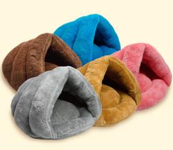 Dog Bed Cave for small dogs