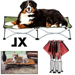 Extra Large Dog Bed Coolaroo Elevated Pet Cot Indoor Raised