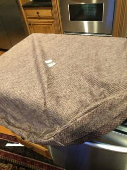 ORVIS DOG Bed Cover Round Nest New Tweed