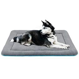 JoicyCo Dog Bed Mat Washable Anti-Slip Soft Crate Pad Mattre