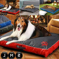 Dog Bed Mattress Cushion Waterproof Double Sided Puppy Cat P