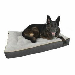 Dog Bed Mattress Large Soft Cot Cover Spaces Solid Mattress