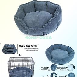 PAWZ Road Dog Bed Pet Bolster Bed Raised Rim Supporting Good