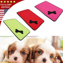 Dog Bed Pet Kennel Cushion Mat Crate Cage Pad Waterproof Out