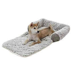 PAWZ Road Dog Bed, 3 in 1 Pet Mat Cushion Small/Medium Dogs